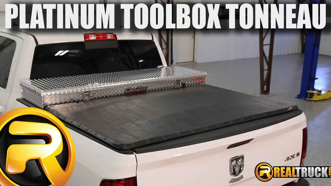 Extang Classic Platinum Toolbox Truck Bed Covers Video