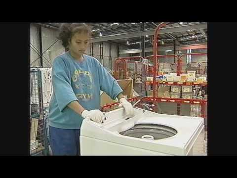 90s Fisher Paykel Smartdrive Instructional Tape