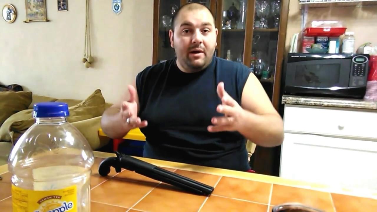 Cobray Leinad Derringer (Larger Handle Kit)