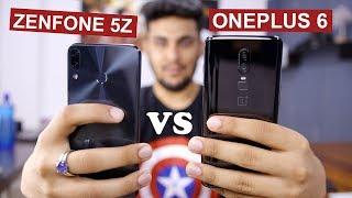 OnePlus 6 VS Zenfone 5Z - Sab se muskhil sawaal? | Confusion Khatam!