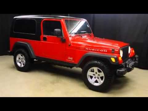 Lovely 2006 Jeep Wrangler Unlimited Rubicon