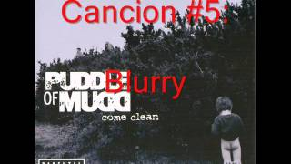 Come Clean(Puddle of Mudd) Tracklist