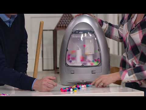 EyeVac Home Touchless Sensor Activated Vacuum on QVC