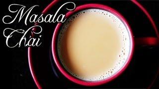 Indian Spiced Tea - Masala Chai Recipe