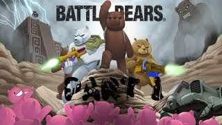 Battle Bears -1 HD Walkthrough Oliver