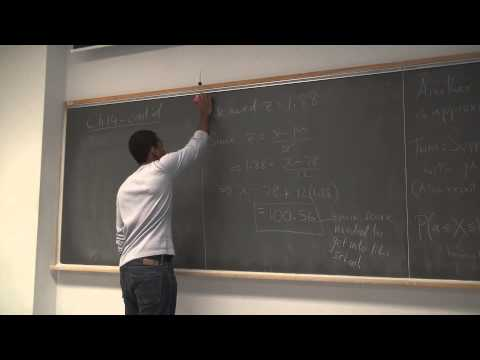 Math 209 Lecture 23 - The Normal Distribution and approximating the Binomial Distribution