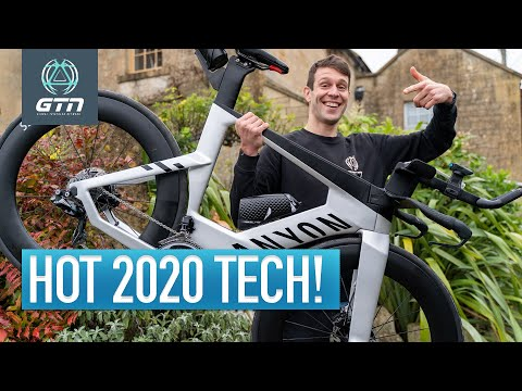 Our Favourite Triathlon Tech Of 2020!