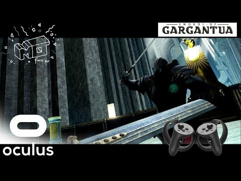 Swords of Gargantua Demo / Das VR Dark Souls ? ... lets play / deutsch / german