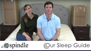 Spindle Natural 100% Latex Mattress Review - Best Natural Dunlop Latex Bed