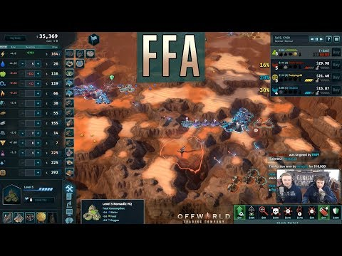 May Free For All 1 [Offworld Trading Company Cast]