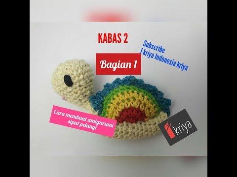 Amirugumi Pop-Eyed Snail [Free Crochet Pattern] | 360x480