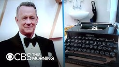 Tom Hanks sends typewriter to boy bullied over his name