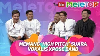 Memang 'high pitch' suara vokalis Xpose Band