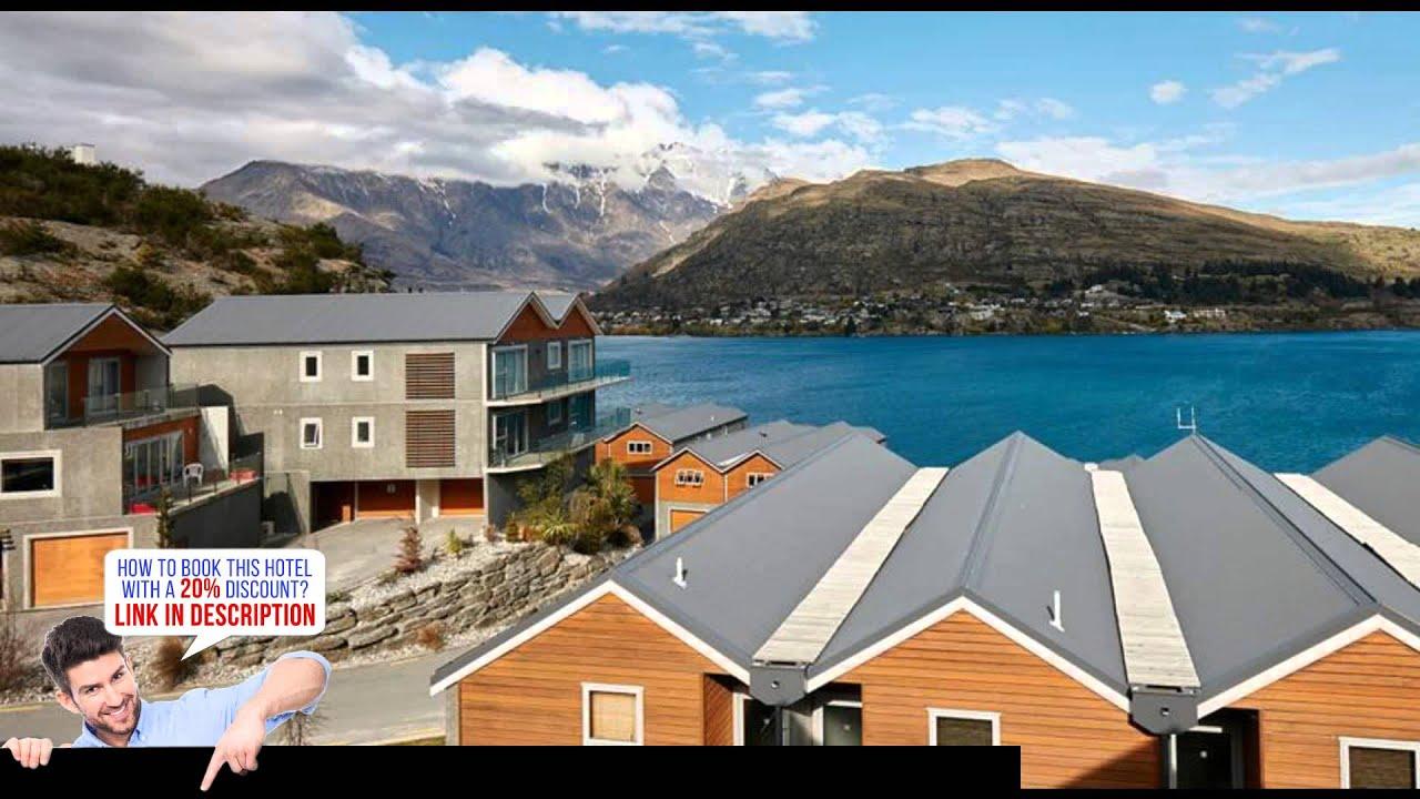 alpine village apartments, queenstown, new zealand, hd review