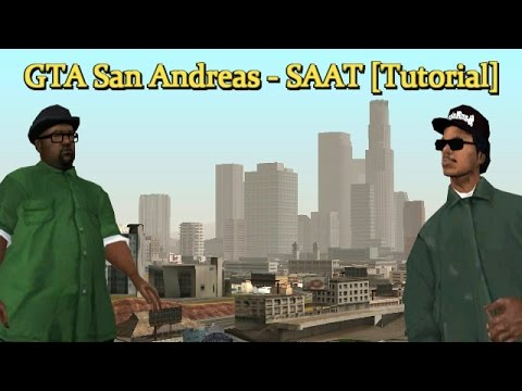 GTA San Andreas - How To Extract The Audio With SAAT [Tutorial]