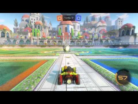 Rocket League - Sky High Trophy Guide
