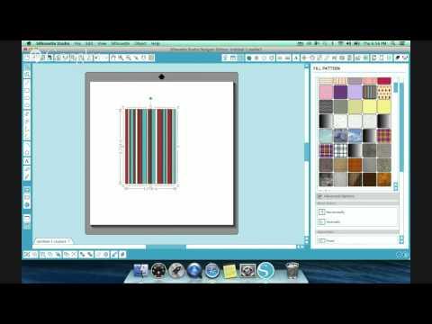 ScrappyDew Live - Silhouette Studio Q&A and Creating Flourish Borders in SCAL