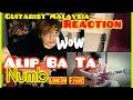 ALIP_BA_TA | NUMB Linkin Park REACTION | Andy Irwandy