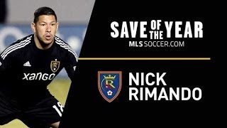 The 2013 MLS Save of the Year