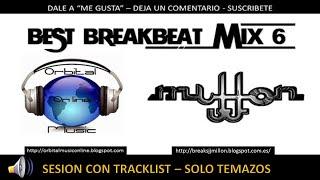 Best BREAKBEAT Mix Orbital Music Radio 6