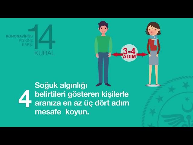 KORONAVIRUS 14 KURAL