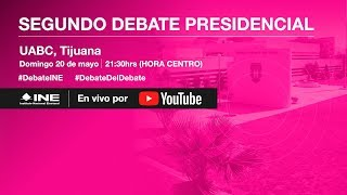 Segundo Debate Presidencial #Elecciones2018 thumbnail