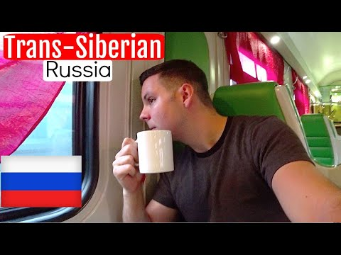 TRANS-SIBERIAN RAILWAY Russia Travel