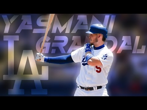 Yasmani Grandal | Dodgers 2016 Highlights Mix ᴴᴰ