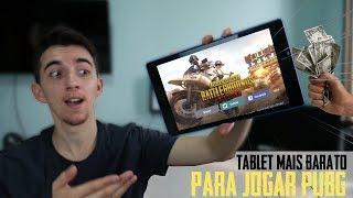 O TABLET mais BARATO para jogar PUBG! | Amazon Fire HD 8 vale a pena?