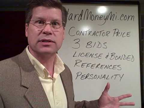 Hard Money Loans & Private Mortgage Lending - Pricing the Rehab Costs