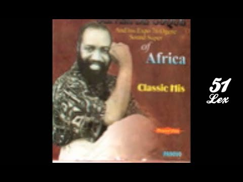 Oliver De Coque - Peoples Club of Nigeria USA (Official Audio)