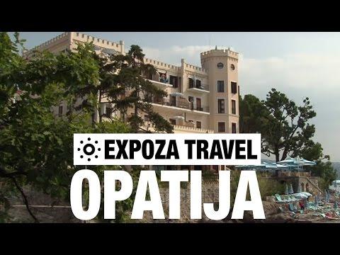 Opatija (Croatia) Vacation Travel Video Guide
