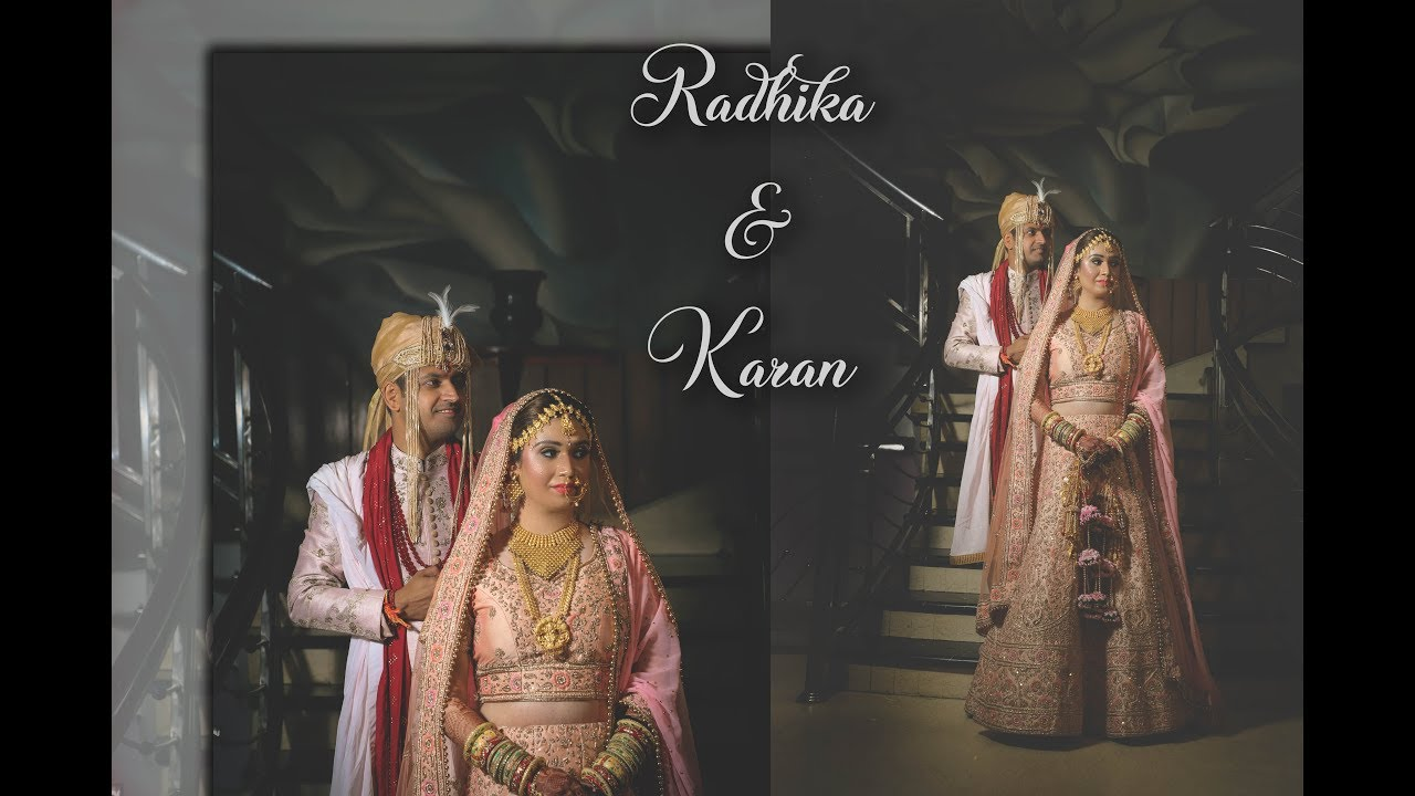 Radhika & Karan | Cute Love Story | Wedding Highlights