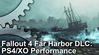 Fallout 4 Far Harbor DLC: PS4 vs Xbox One Gameplay Frame-Rate Test