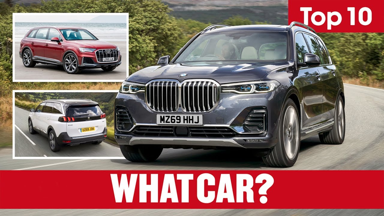 Best 7 Seat Suvs And 4x4s 2019 And The Ones To Avoid What Car Youtube