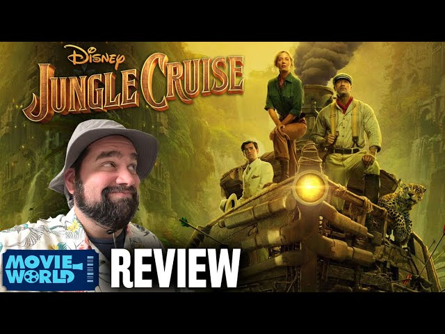 Jungle Cruise - A Worthy Pirates Like Franchise?! - Review
