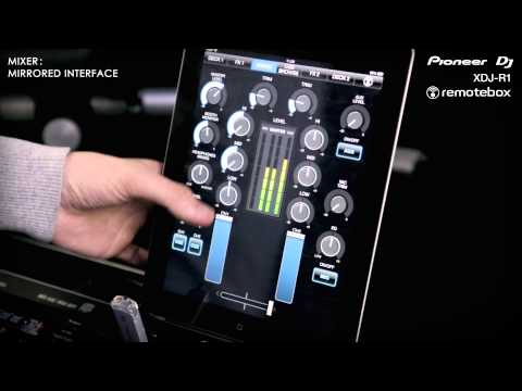 New Wireless DJ System XDJ-R1 Walkthrough