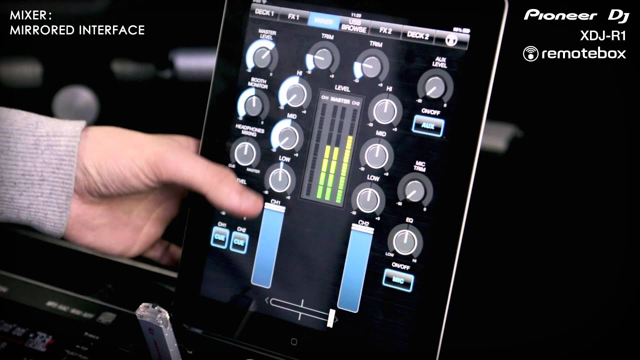 XDJ-R1 Official Walkthrough – Wireless DJ System