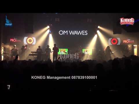 KONEG LIQUID feat Om Wawes ~  Kebacut Tresno [LIVE CONCERT - Liquid Cafe] [Cover - Dangdut Koplo]