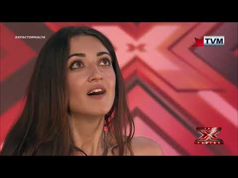 X Factor Malta - Auditions - Day 4 - Kelly Moncado