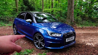 Here's WHY the AUDI S1 is one of the Most FUN Small Hot Hatches on Sale!