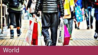 Sharp tumble in UK retail sales