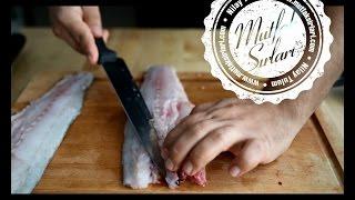 Bütün Balık Nasıl Temizlenir ve Fileto Çıkarılır - Mutfak Sırları