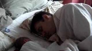 Ella James sleeping with Daddy