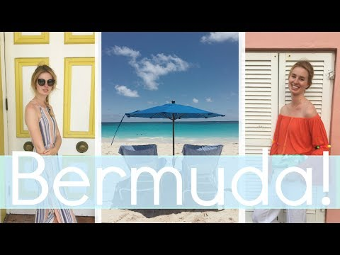 Beautiful BERMUDA TRAVEL DIARY!!!