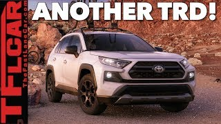 2020 Toyota Rav4 TRD Off-Road: Here's Everything You Need to Know!