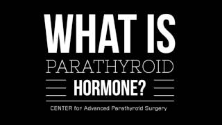 What is parathyroid hormone? | Dr. Babak Larian