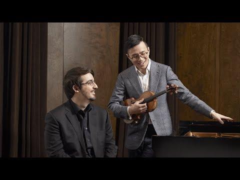 Beethoven's Violin Sonatas by Charles Richard-Hamelin and Andrew Wan