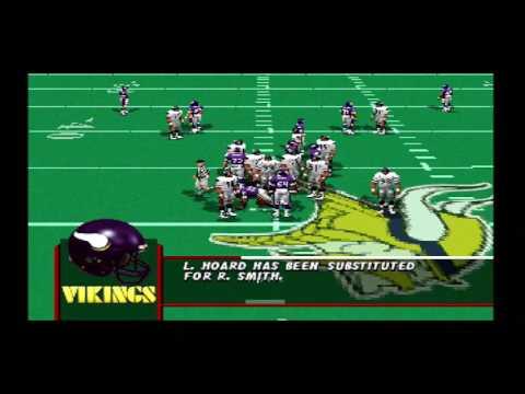 Video 117 -- Madden NFL 98 (Playstation 1)