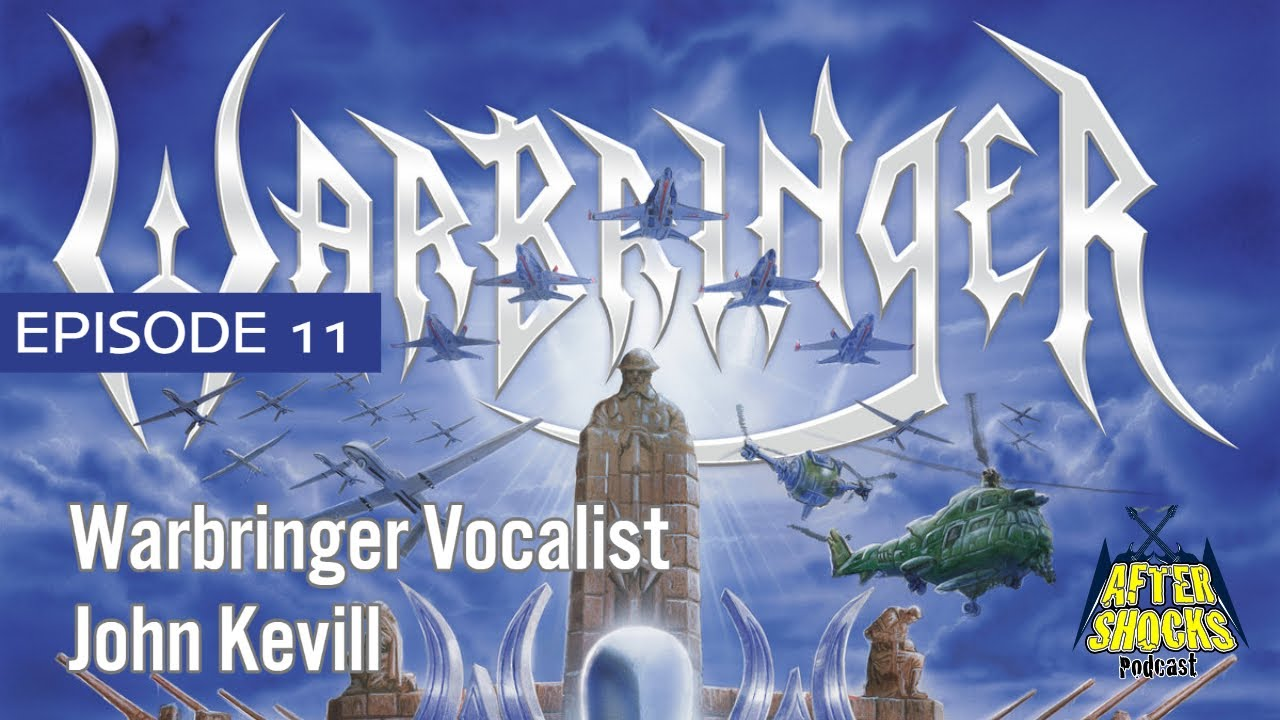 Does Working With Big Name Producers Help Up and Coming Bands  - Warbringer Vocalist John Kevill